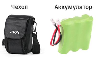 Комплектация АТОЛ 11Ф