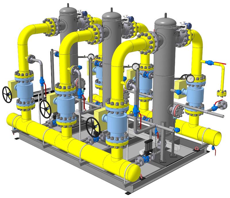 Проектирование и эксплуатация технологических трубопроводов нефтебаз